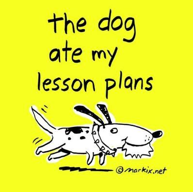 Lesson plans for formulating thesis statement